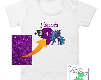 MLP Luna Birthday Tee