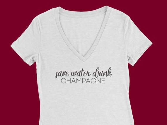 Save Water Drink Champagne, You had me at Merlot, Drink wine, Wine tshirt, merlot tee, wine shirt, wine gift, wine tank, christmas present