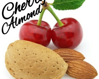 Cherry Almond Candle/Bath/Body Fragrance Oil