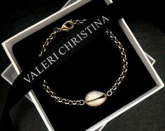 Gold bracelet - 18K Gold Plated Chain - chain bracelet - bracelet for woman - gift for women - gift for her - gold chain