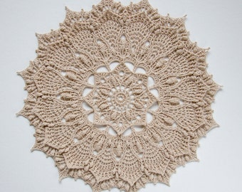 Crochet doily pattern TOVI, Instant download