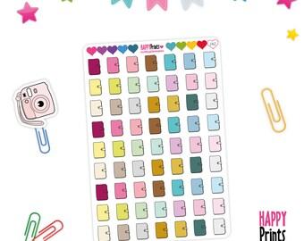 Doodle Planner, Planner Stickers