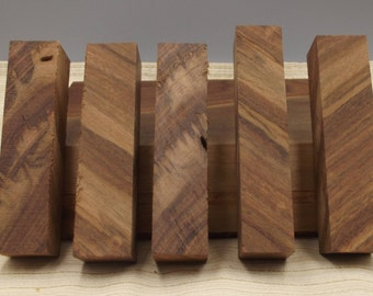 WoodenAcres - Chechen Wood Pen Blanks - Set A