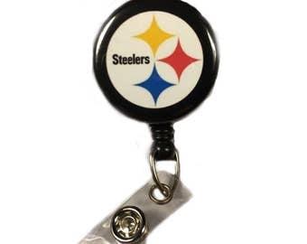 Steelers Badge Holder
