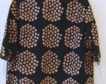 RESERVED Floral Maternity Shirt – Vintage Marimekko