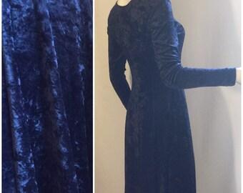 Joy II Velvet Dress NWT