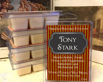 Tony Stark Soy Wax Melt - 2.5oz
