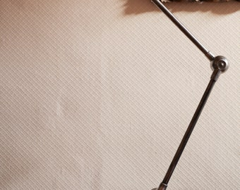 JIELDE Lamp (2 arms) - French Vintage Industrial Loft