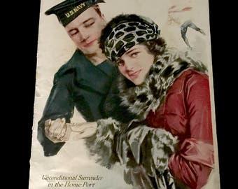 Antique 1911 McCalls Magazine Cover        GC2658