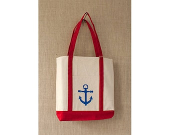 Close Out, Open Top, Boat Bag, Tote Bag, Eco Friendly Bag