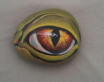 Fire eye dragon