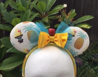Dole Whip Mickey Ears