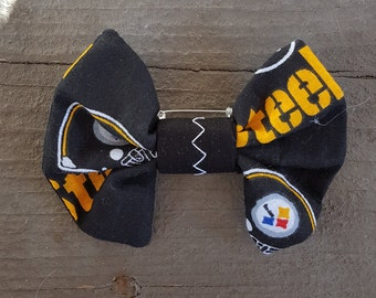 Pittsburgh Steelers Bow Tie
