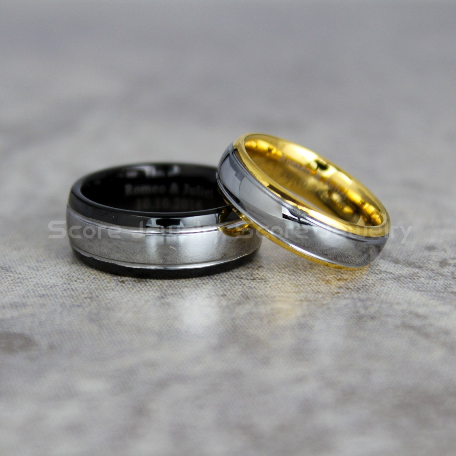 Bands Rings Jewelry