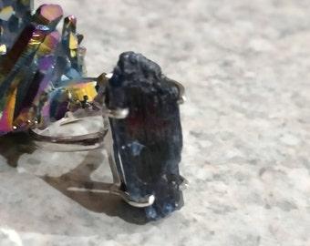 Kyanite Ring Size 5 1/2