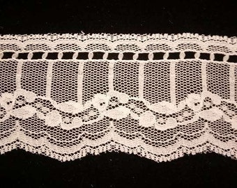 beautiful Ecru colored lace