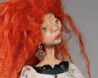 Art Doll Elizabeth
