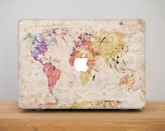 Wood Laptop Case Macbook Pro 13 2016 Pro 15 2016 Macbook Air 11 inch Case Wooden Macbook Case Hard Cover for Macbook Air Wood Pro 15 MB_007
