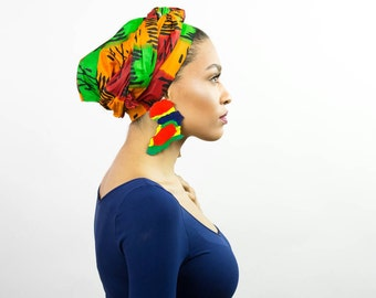 Head wraps for women, African clothing, African head wrap, African fabric, Head wrap, African scarf, Ankara head wrap, African scarves