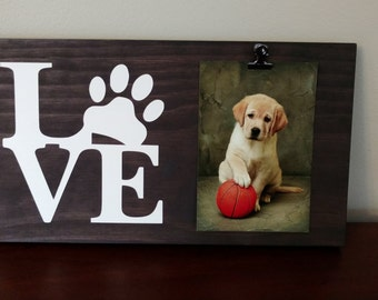 dog picture framedog framepet picture framelove picture framepaw print picture framedog loverdog decordog lover giftdog photo frame