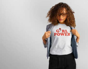 Girl Power Feminist Feminism Tshirt
