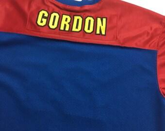 90s JEFF GORDON Jersey - Vintage Jersey - Red and Blue Jersey - 90s Jersey - Jeff Gordon Shirt - Winners Circle - Jeff Gordon Tshirt