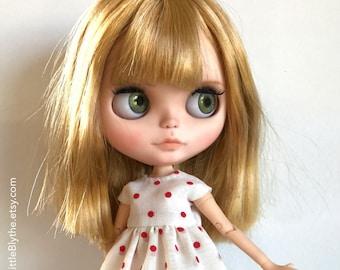 OOAK Custom Blythe Doll fake - Sabrina
