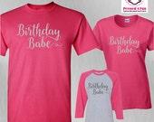 Birthday Shirt Birthday B...