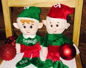 Custom Elf Order for Bobbi Jo