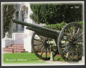 Marysville California City Hall Postcards NEW