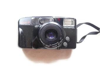 Olympus AZ 210 Super Zoom, Vintage Camera, 35mm Camera, Olympus Camera, 35mm Film Camera, Vintage Olympus, Point And Shoot Camera
