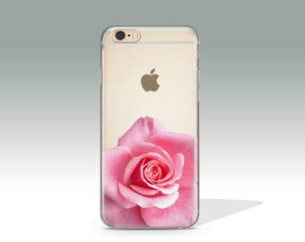 iPhone 7 Case Rose Clear iPhone 7 Plus Case iPhone 7 Case Clear iPhone 6 Case iPhone 6s Case Silicone iPhone Case Christmas Gift //321