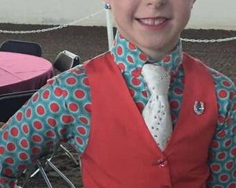 CUSTOM Saddleseat Academy Show Shirts