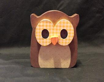 Owl, home decor, home decorations, handmade decorations, wall decorations