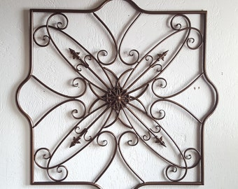 Wall Decor Metal copper wall decor | etsy