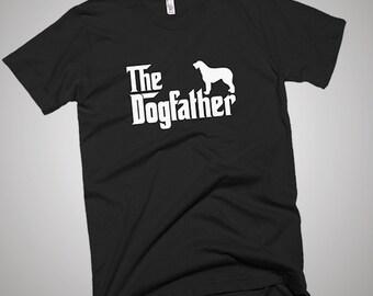 Irish Wolfhound DogFather T-Shirt