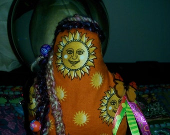 sun goddess spirit doll