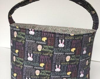 Soft Sided Easter Baskets