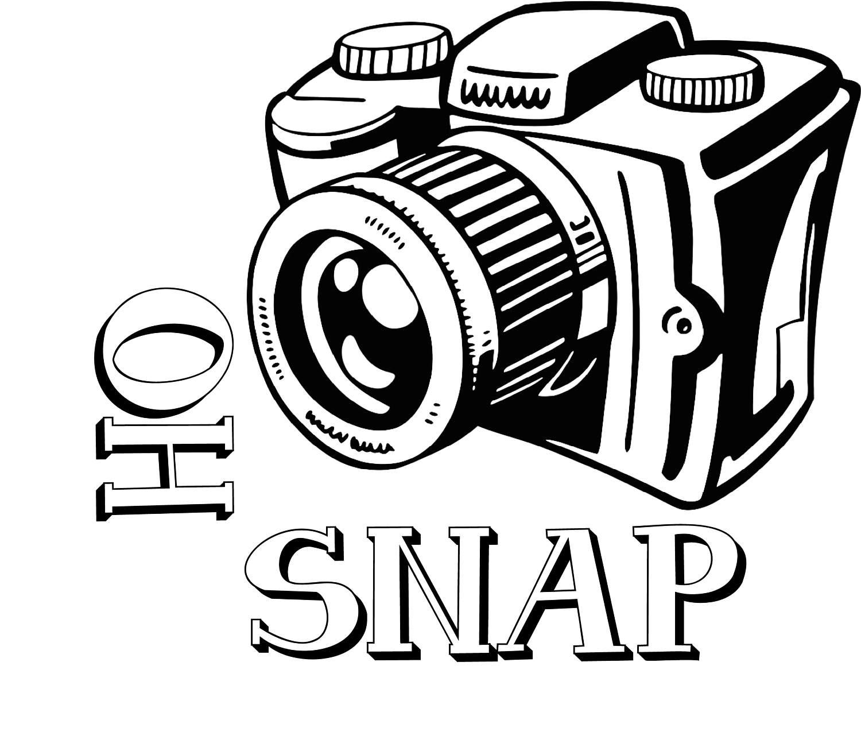 Oh snap camera svg digital download file for Oh design