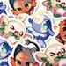 Rowlet Litten Popplio Alola Pokemon Sun Moon Handcut Stickers