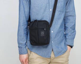 Small messenger bag | Etsy