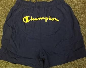 Vintage Champion Swim Trunks