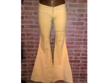 Wide Leg Pants leg campaign of elephant leg pants wide flared bell bottoms pants
