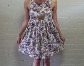 Baby Floral Mini Dress