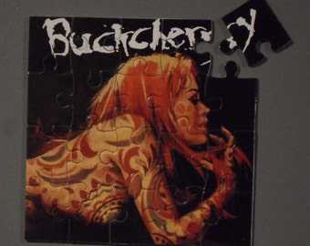 Buckcherry CD Cover Magnetic Puzzle