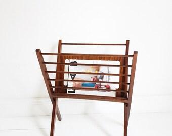 """Scandinavian design magazine rack """"Cees Braakman"""""""