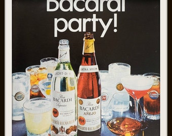sexism in the bacardi liquor advertisement