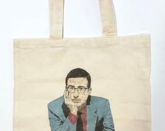 John Oliver Tote Bag