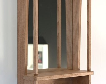 NOOK mirror shelf ~ natural