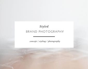 Styled Brand Photography, Product Photography, Photography service, Custom Product Photography